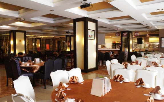 Restaurant di Soechi International Hotel