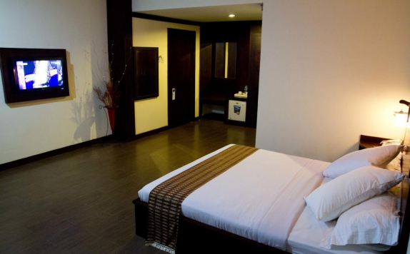 Guest room di Sulthan Hotel International