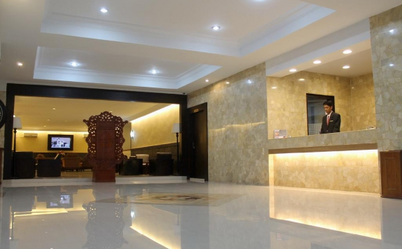 interior di Sulthan Hotel International