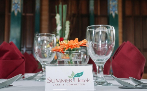 Restaurant di Summer Season Hotel