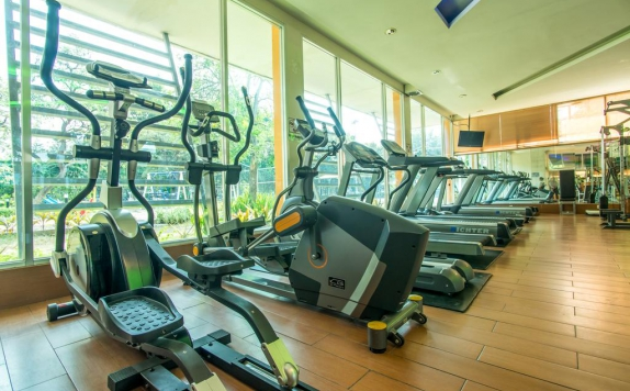 Gym and Fitness Center di Sunlake Hotel