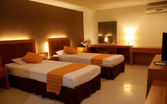 Guest room di Surya Boutique Hotel