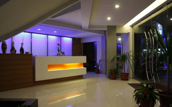 Interior di Surya Boutique Hotel