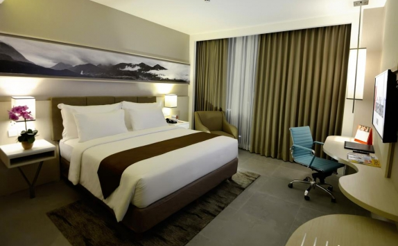 Bedroom di Swiss-Belhotel Jambi