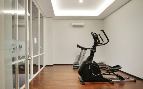 Gym and Fitness Center di Swiss-Belinn Airport Surabaya