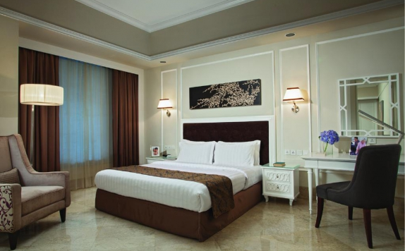 Guest room di THE ASCOTT JAKARTA (Apartment)