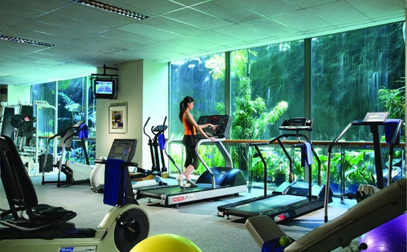 Gym di THE ASCOTT JAKARTA (Apartment)