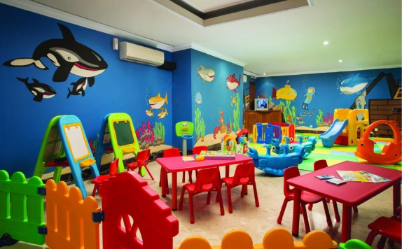 Playground di THE ASCOTT JAKARTA (Apartment)
