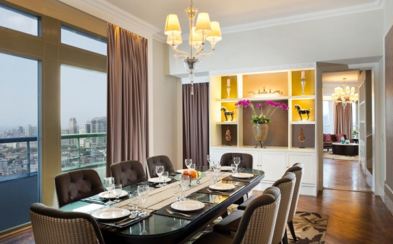 Restaurant di THE ASCOTT JAKARTA (Apartment)