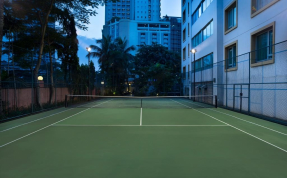 Tennis di THE ASCOTT JAKARTA (Apartment)