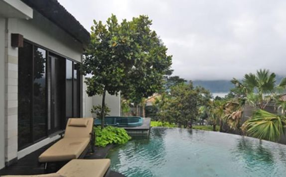 di The Ayu Kintamani Villa