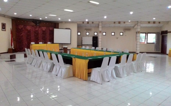 meeting room di The Bandungan Hotel