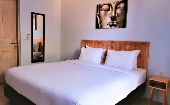Guest Room di The Beach House Resort Lombok