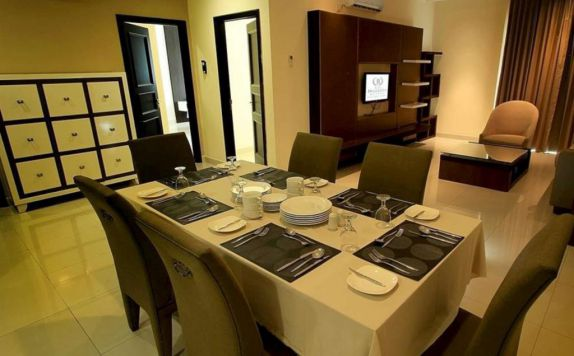 di The Bellezza GP Suites (Apartment)