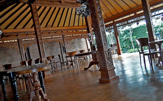 Interior di The Edelweiss Hideaway Solo