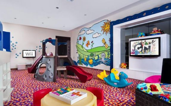 kids Club di The Edge Villa