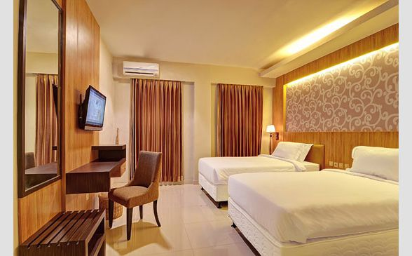 Guest Room di The Grand Bali Park Hotel