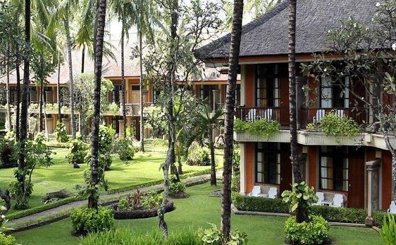 Exterior di The Jayakarta Bali Beach Resort Residence and Spa