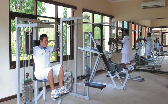 Fitness Center di The Jayakarta Bali Beach Resort Residence and Spa