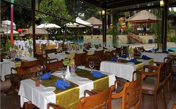 Restaurant di The Jayakarta Bali Beach Resort Residence and Spa