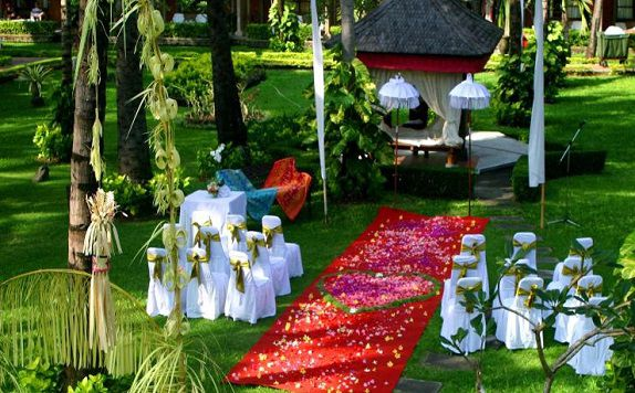 Wedding Venue di The Jayakarta Bali Beach Resort Residence and Spa