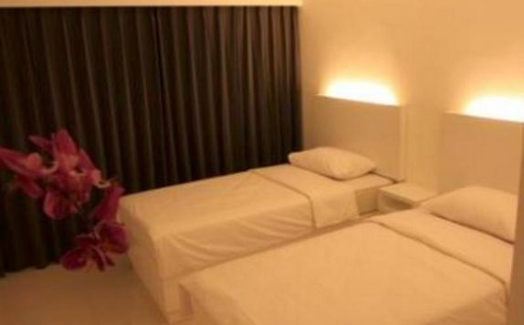 Guest Room di The Kartipah Hotel