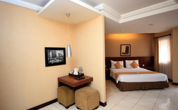 Guest Room di The Majesty Hotel & Apartment