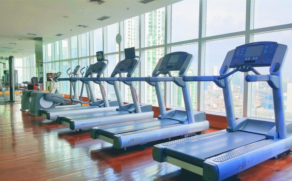 Gym di The Mayflower Jakarta (Apartment)
