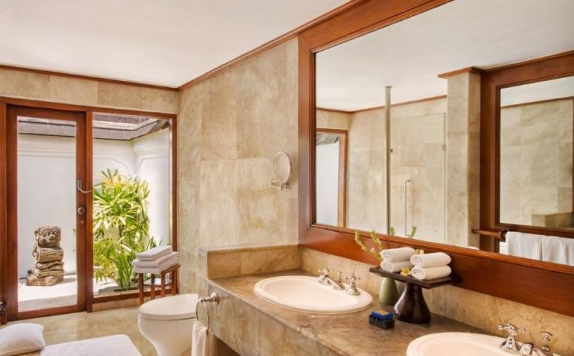 Bathroom di The Oberoi Hotel