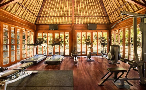 Fitness Center di The Oberoi Hotel