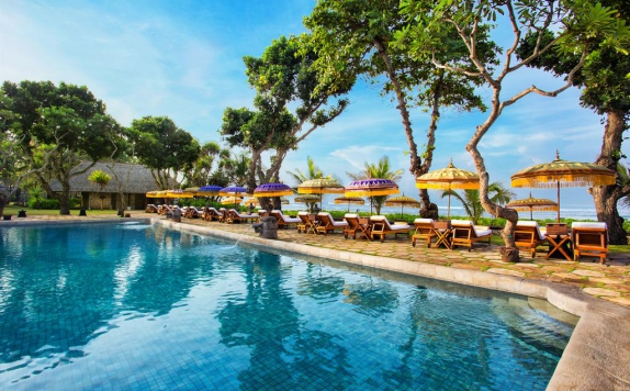 Swimming Pool di The Oberoi Hotel