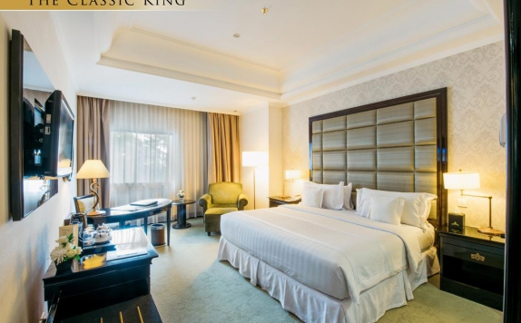 Guest Room di The Papandayan
