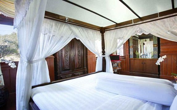 Deluxe Room di The Volcania Guest house