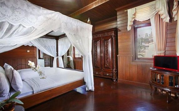Kamar Hotel di The Volcania Guest house