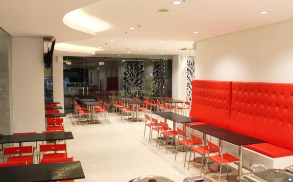 Restaurant di The Win Hotel Surabaya