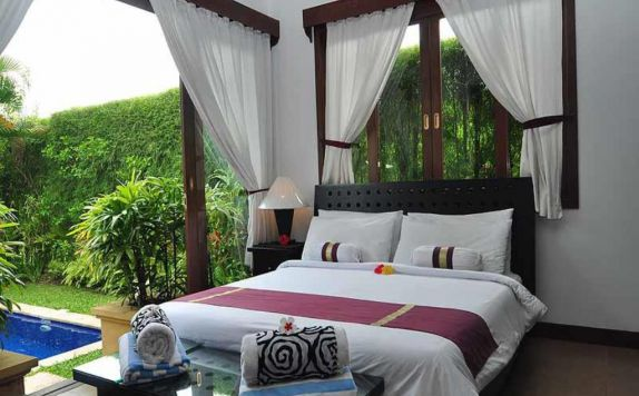 Guest Room di The Zen Villas