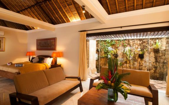 Interior di The Zen Villas
