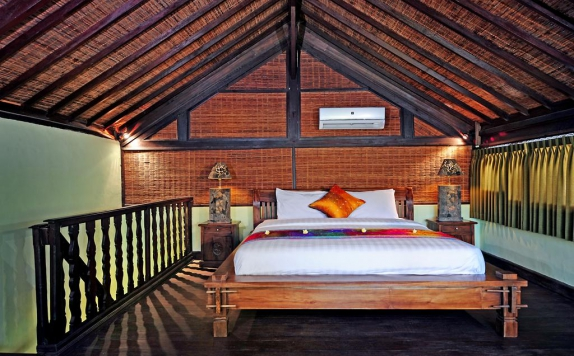 Bedroom Hotel di Three Brothers Bungalow