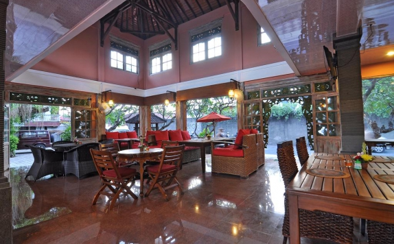Interior di Three Brothers Bungalow