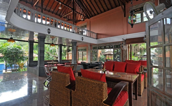 Lounge di Three Brothers Bungalow