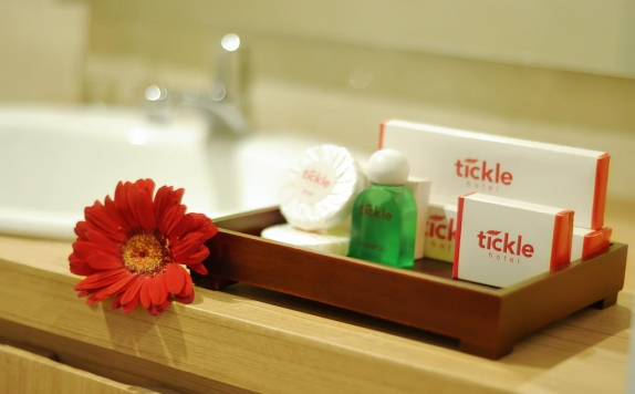fasilitas di Tickle Hotel
