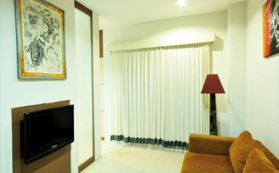 interior di Twin Tower Apartment