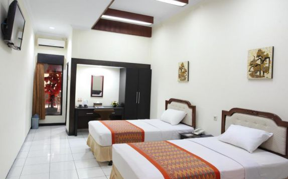 Guest Room di UC UGM Hotel & Convention (University Club)
