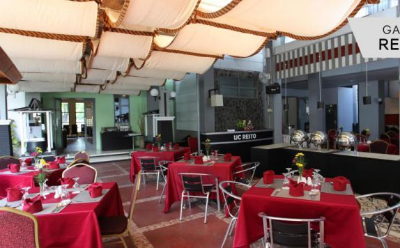 Restaurant di UC UGM Hotel & Convention (University Club)