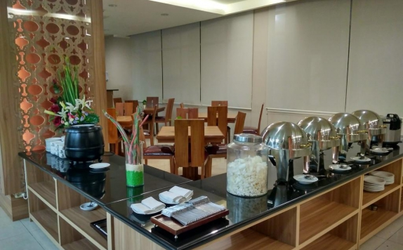 food and beverages di UTC (Unpad Training Center) Hotel Bandung