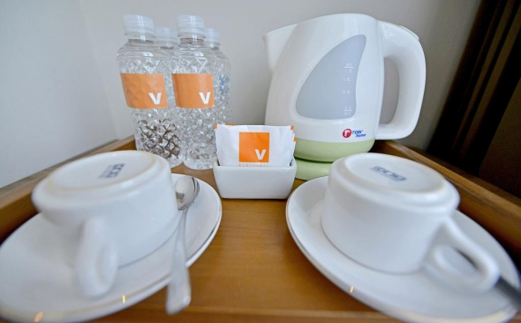 Amenities di V Hotel and Residence