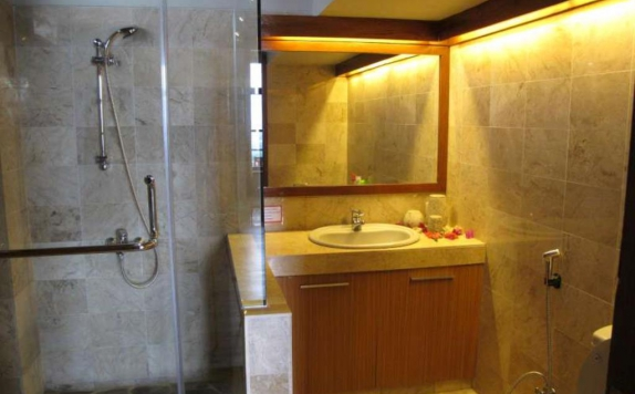 bathroom di Villa78 Dago