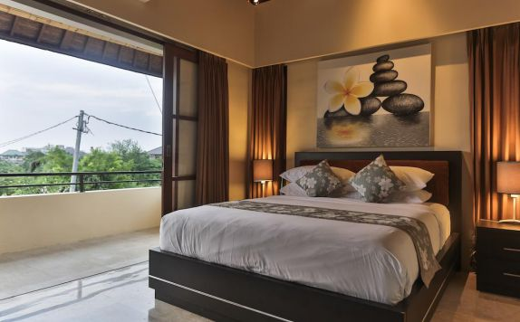 Bedroom di Villa Kumuda