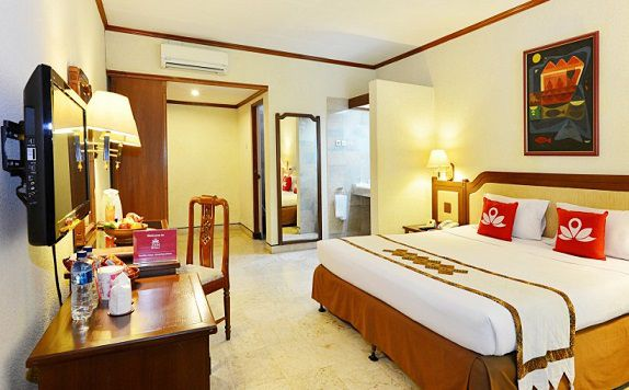 King room di ZEN Rooms Jogja Cendrawasih