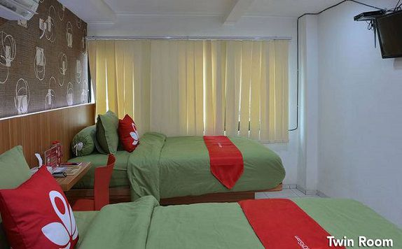 Deluxe Room di ZEN Rooms Kampung Bali Tanah Abang (ZEN Rooms Green Apple)